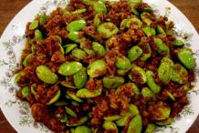 Petai-Recipe