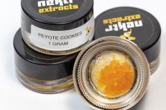 Peyote-cookies