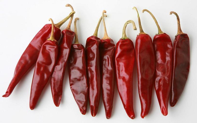 Pimiento-pepper-dried