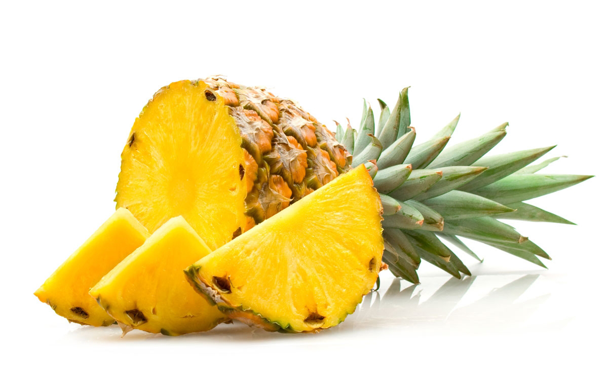 Pineapple-cut