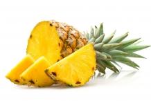 Pineapple-cut