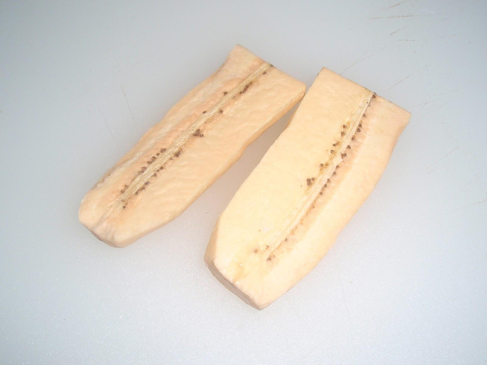 Half-cut-plantain