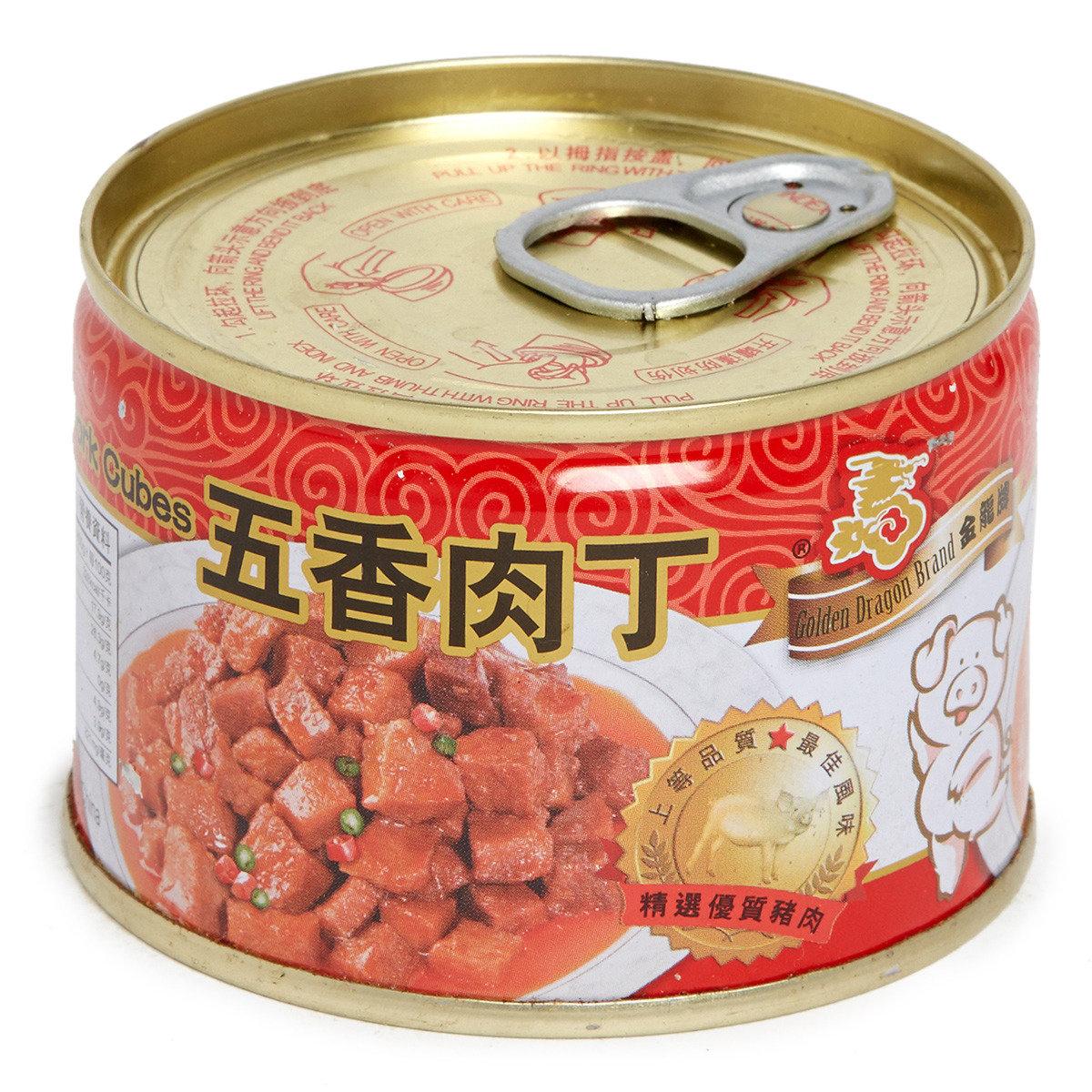 Canned-pork