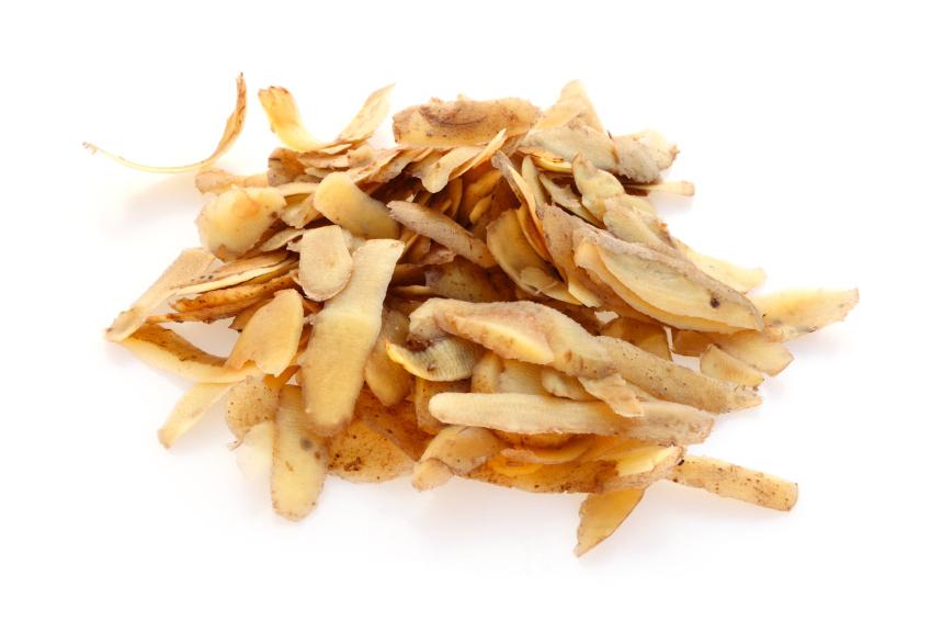 Potato-peel