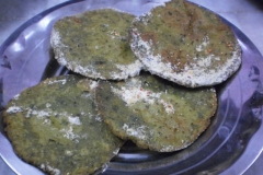 Prickly-amaranth-leaves-fritters