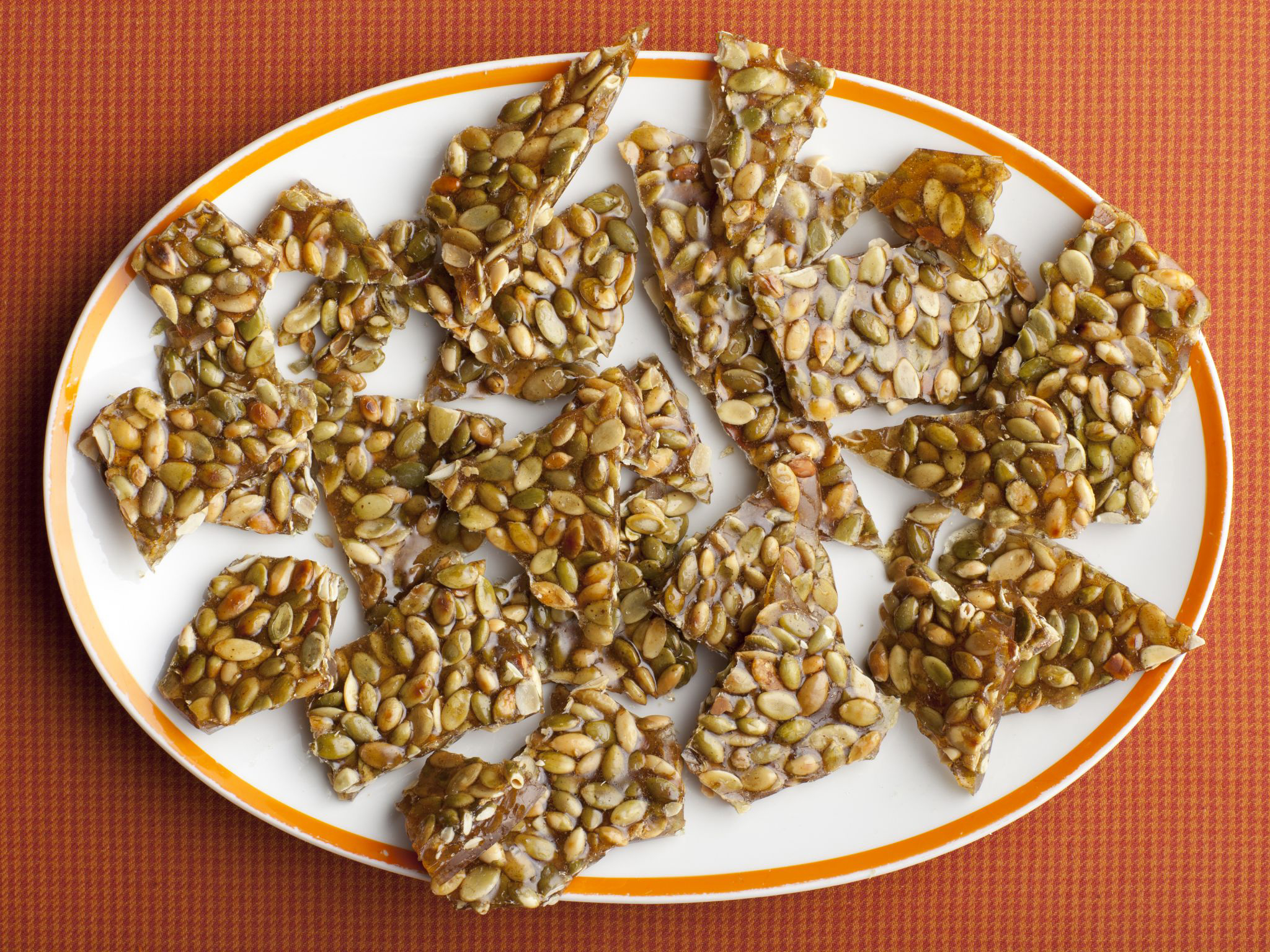 Pumpkin-seed-brittle