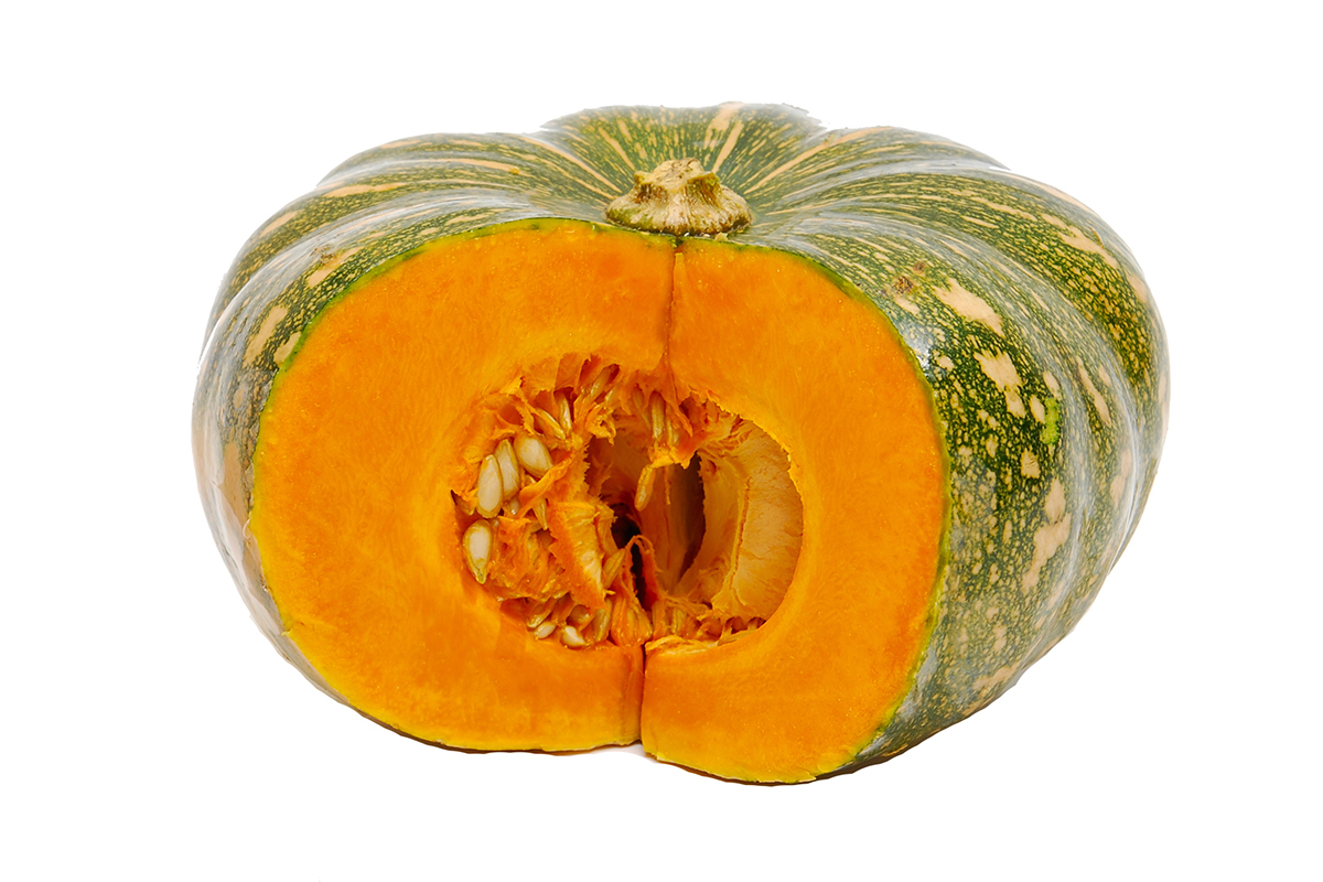Pumpkin-cut