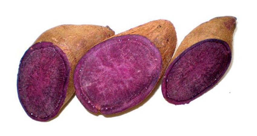 Purple-yam-cut-water yam