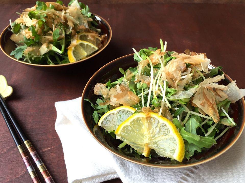 Japanese-Arugula-and-Daikon-Radish-Sprouts