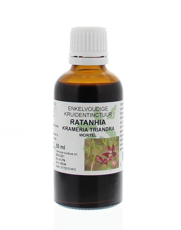 Extract-of-Rhatany