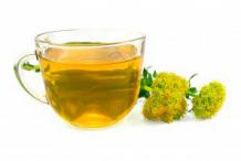 Rhodiola-Tea