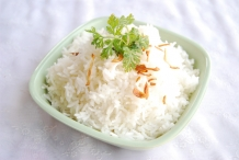 Rice-cooked