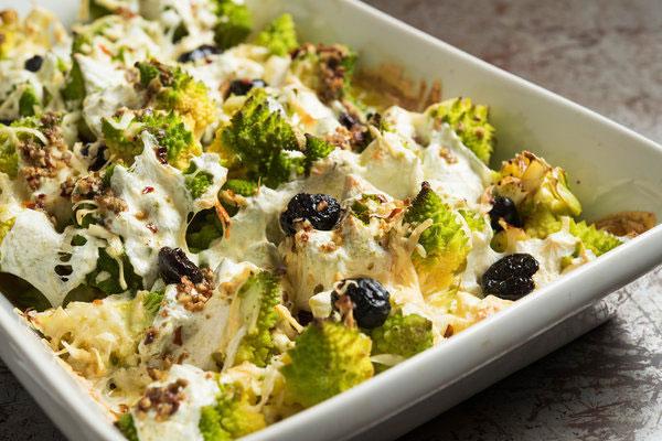 Baked-Romanesco-broccoli