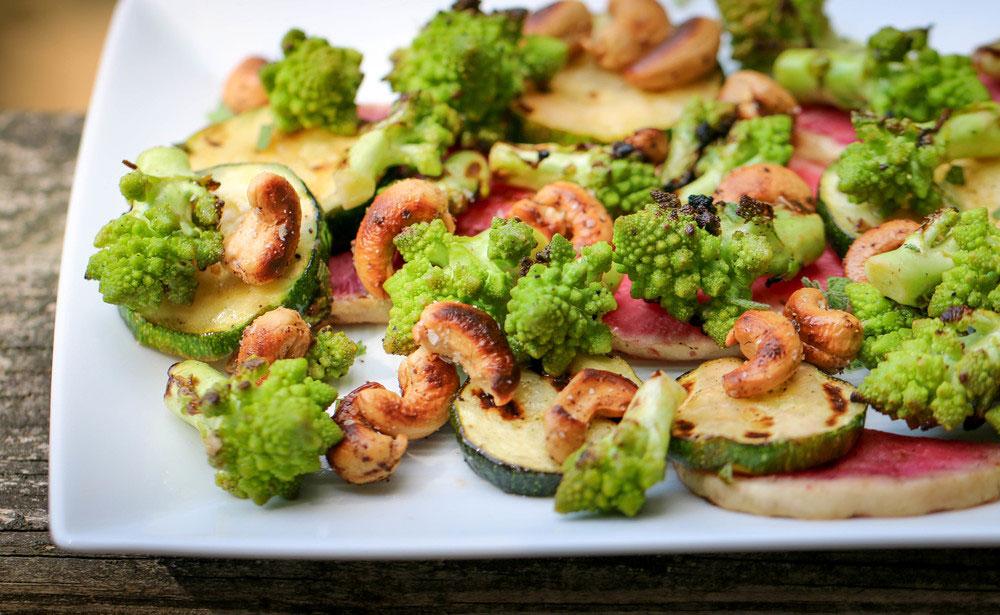Grilled-Romanesco-broccoli