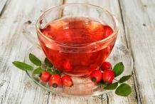 Rose-hip-tea