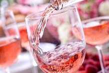 Pouring-Rose-wine