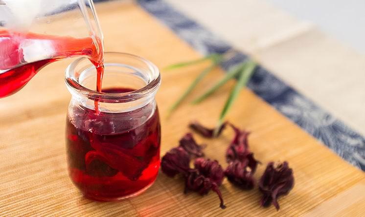 Dried-roselle-tea