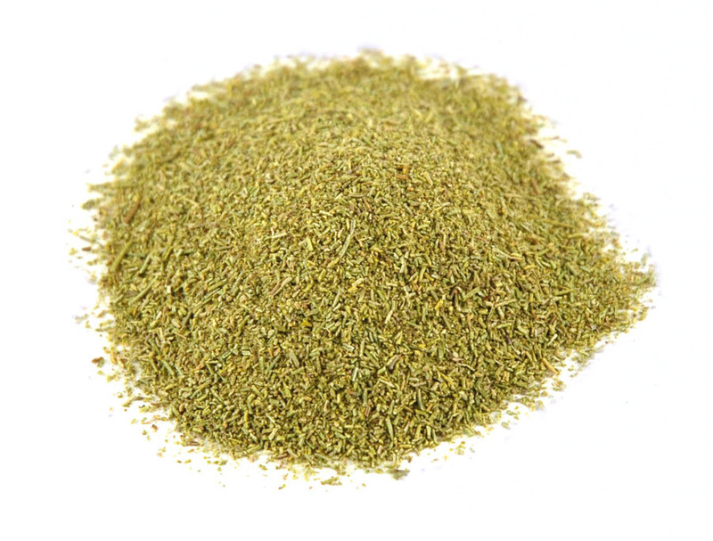 Rosemary-dried-leaves-powder