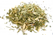 Rue-dried-leaves
