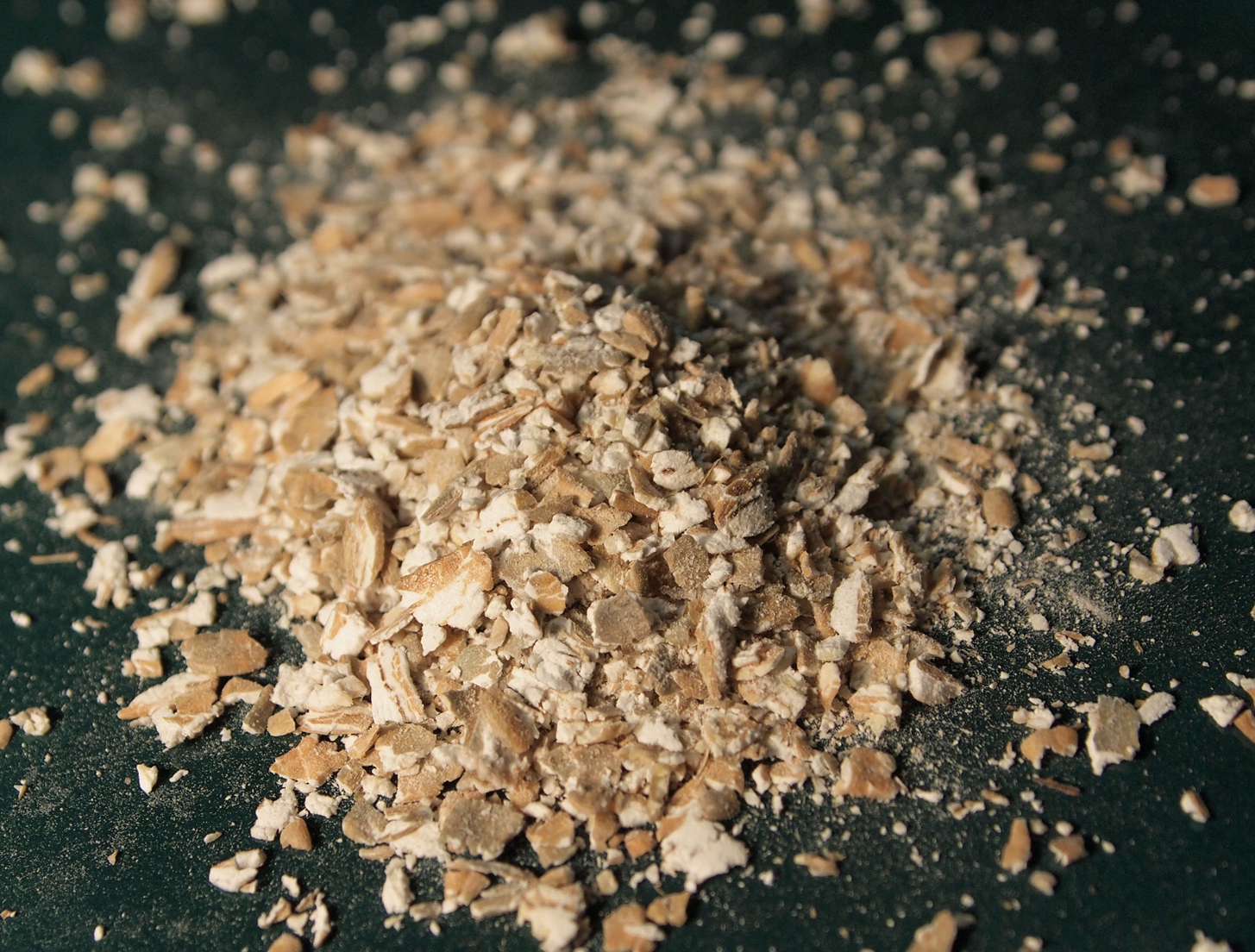 Crushed-rye