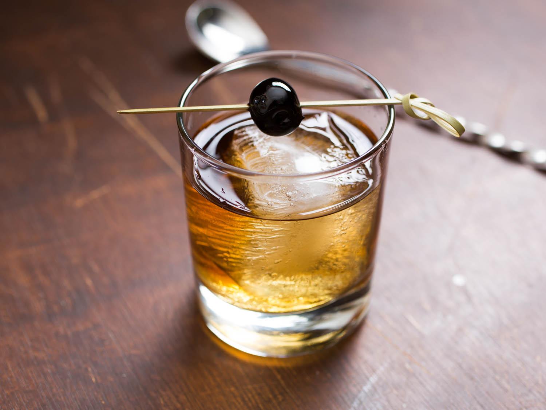 Rye-cocktail