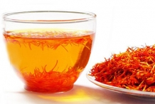 Safflower-tea