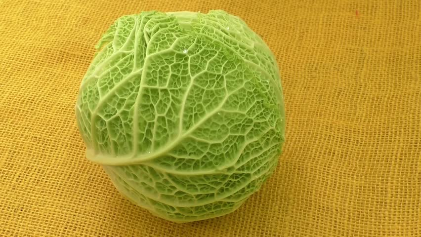 nutritional value of cabbage pdf