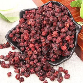 Dried-Schisandra-fruits