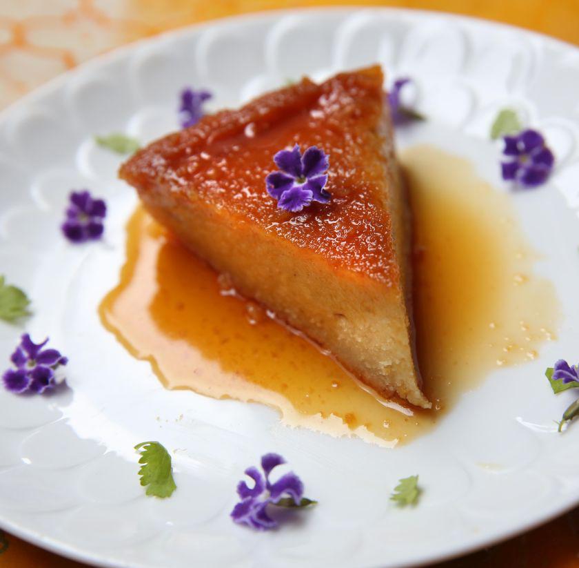 Caramel-Semolina-pudding