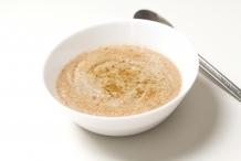 Semolina-porridge
