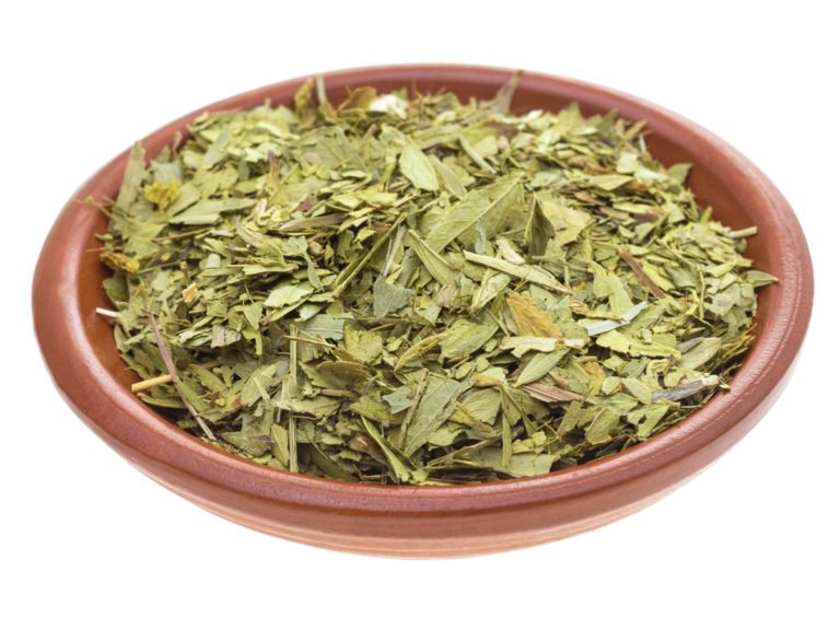 Dried-Leaves-of-Senna-plant