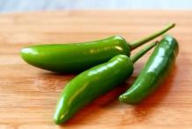 Serrano-peppers