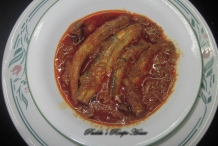 Smelt-fish-curry
