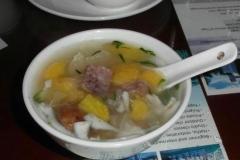 Snow-fungus-soup