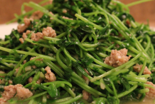 Stir-Fried-Snow-Pea