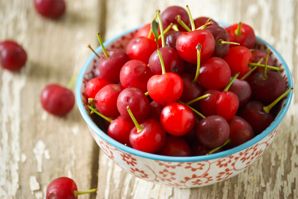 Sour-cherry-collection