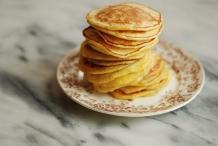 Soy-Flour-pancakes