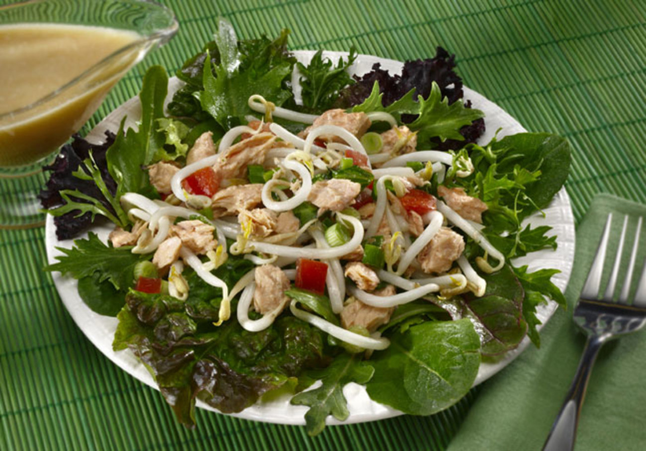 Soybean-sprout-salad