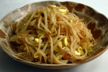 Cooked-Soybean-sprouts