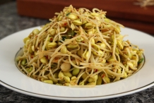 Soybean-sprout-side-dish
