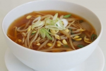 Soybean-sprouts-soup