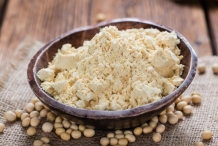 Soybean-powder