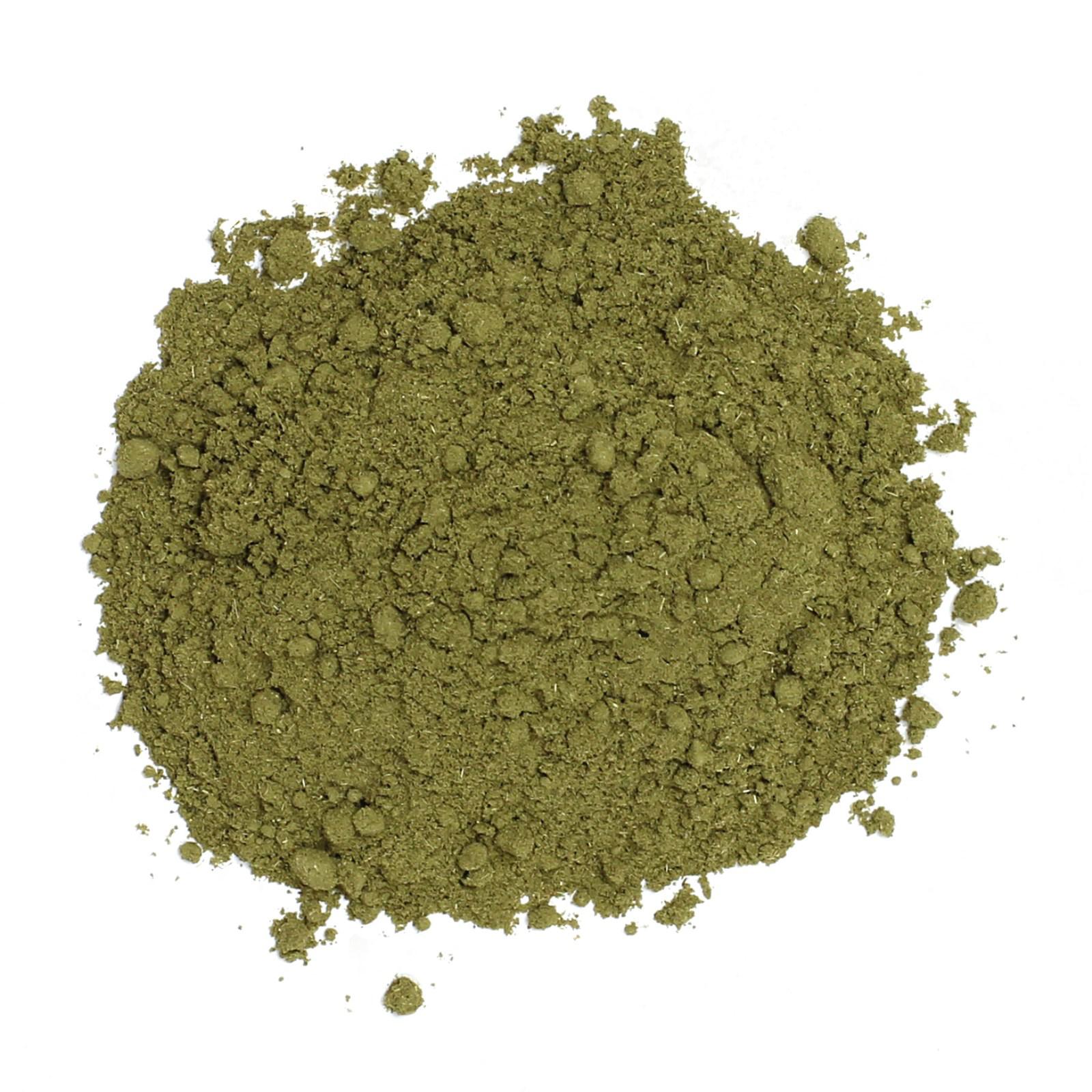 Stevia-leaf-powder