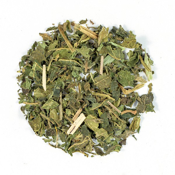Dried stinging nettle