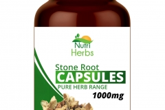Stone-Root-capsules