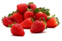 Strawberries-fruit