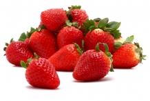 Strawberries-fruit