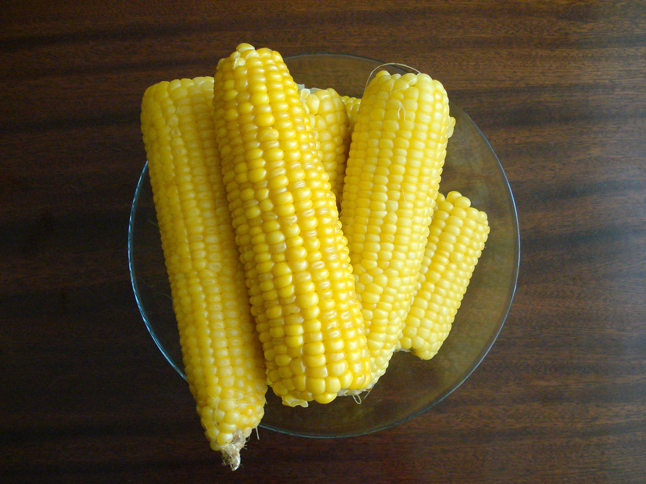 Sweet-corn-cobs