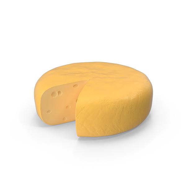 Swiss-cheese-wheel