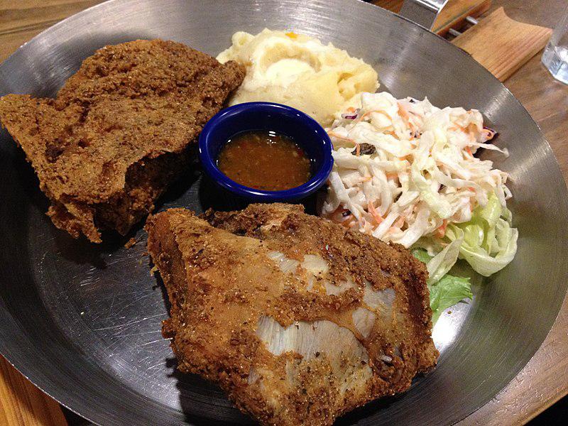 Fried-Swordfish